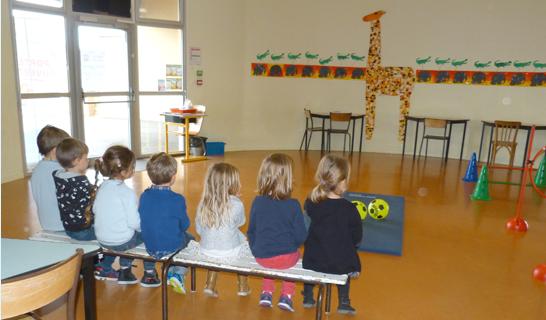Ecole Sainte Thérèse de Montastruc - Projet Ecole