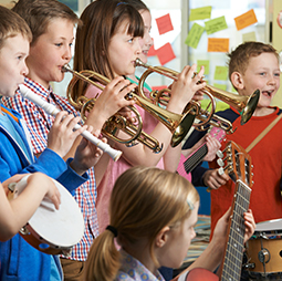 Ecole Sainte Thérèse de Montastruc - Fête de la musique